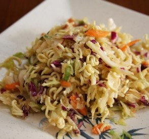 June 29:  Charmie's Chinese Coleslaw