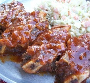 Oven-Baked Ribs