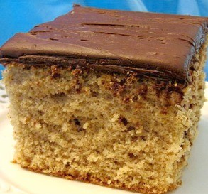 Golden Spice Cake
