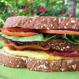 Aug. 26:  Breakfast Club Sandwich