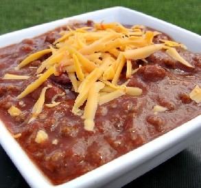 Sept. 23:  Chili Con Carne
