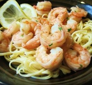 Special Seafood Supper Menu