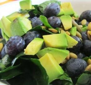 Citrusy Kale Salad