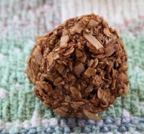 Dec. 6:  Sugar-Free No-Bake Cookies