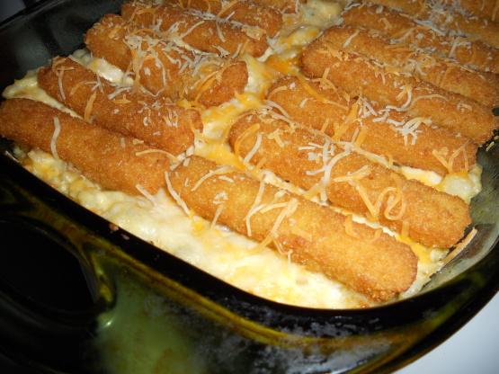 Recipes using fish sticks for Fish stick recipe