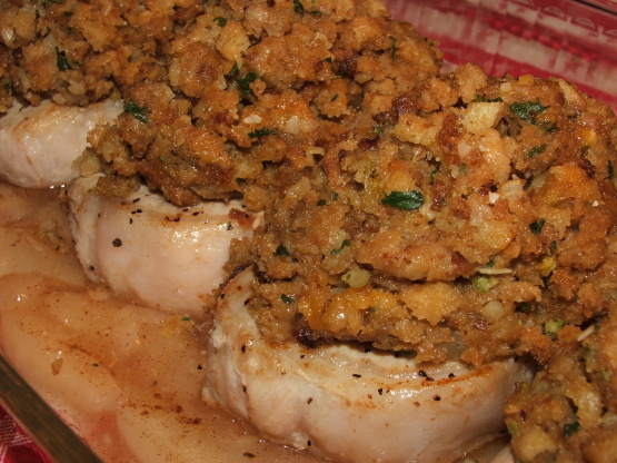 Baked boneless pork chop and apple recipes