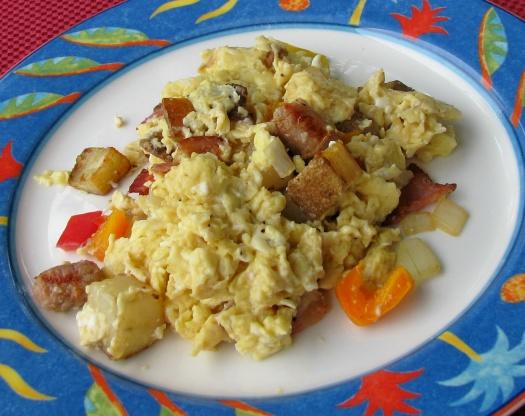 Egg bacon potato recipes