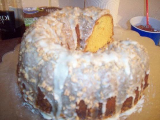 Jack Daniels Bundt Cake Recipe Genius Kitchen