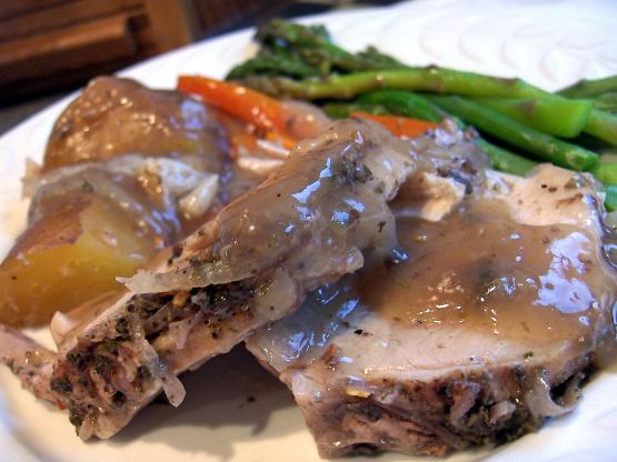 Juicy roast pork loin recipes