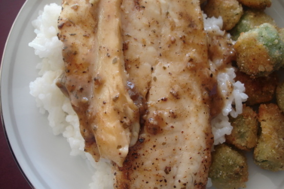 Easy tilapia rice recipes