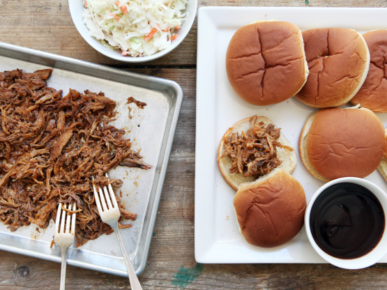 American pulled pork recipes