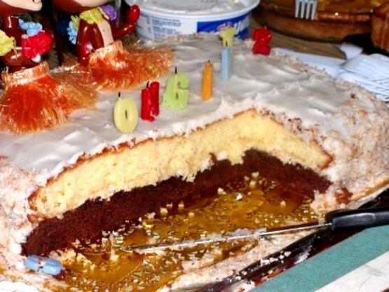Recipes for almond joy cake