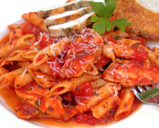 Easy chicken and penne pasta recipes