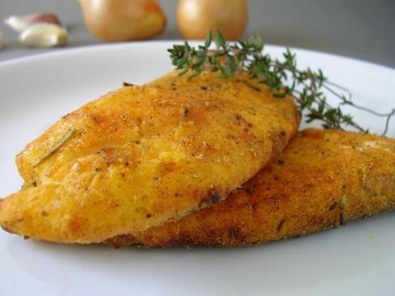 Crispy baked walleye for Walleye fish recipes