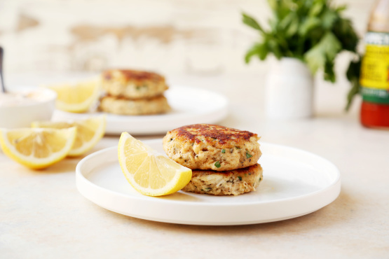 Recipe for old bay crab cakes
