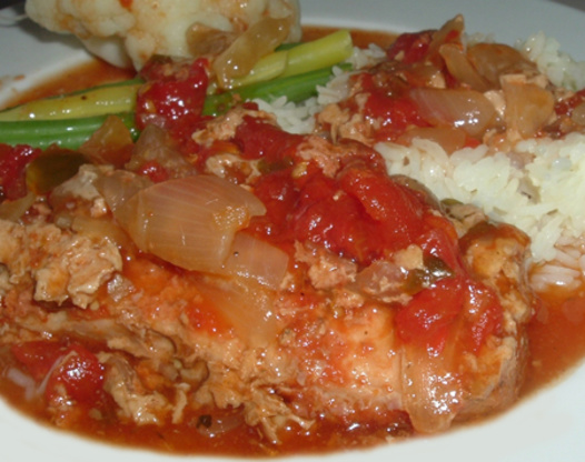 Recipes pork chops crock pot
