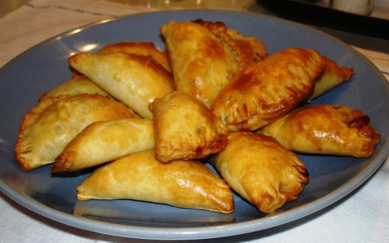 Easy recipes for empanada dough