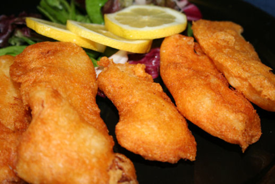 Crappie fish fry recipe genius kitchen for Deep fry fish batter