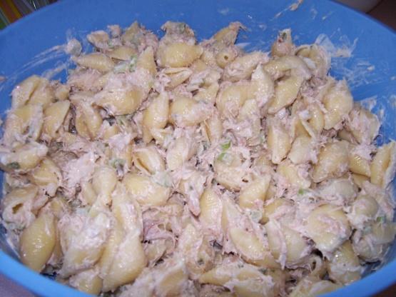 Easy tuna pasta salad recipes