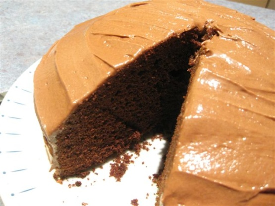 Bero Book Chocolate Cake Recipe