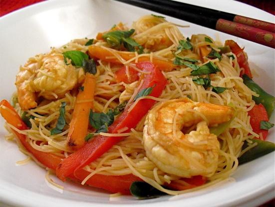 Thai shrimp stir fry recipes easy