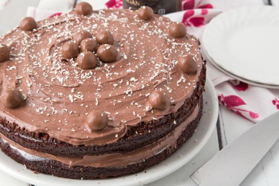 Too Mcuh Chocolate Cake Recip