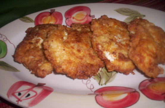 Juicy fried chicken breast recipes