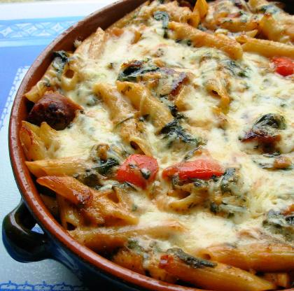 Authentic italian pasta bake recipes