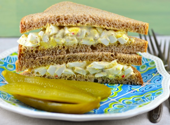 Easy recipes egg salad