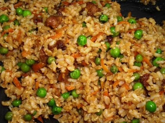 Pork fried rice recipe best
