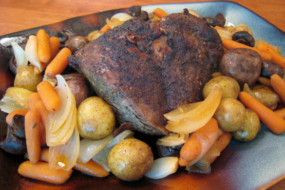 Pot roast recipe 375