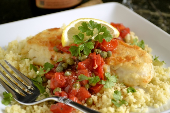Easy tilapia recipes capers