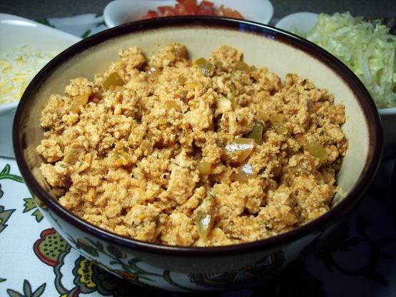 Tofu taco meat recipes