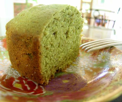 Green tea fruit cake recipe