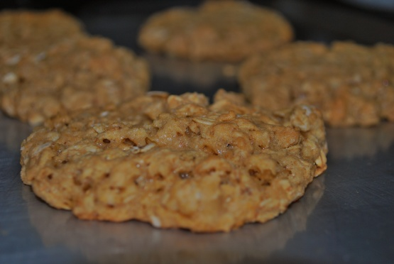 Oatmeal Raisin Cookies Without Eggs Recipe