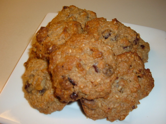 Simple healthy oatmeal cookie recipes