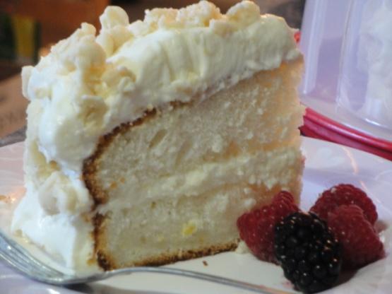 Olive Garden Lemon Cake Recipe