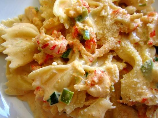 creamy crawfish pasta creamy crawfish pasta creamy crawfish pasta at ...
