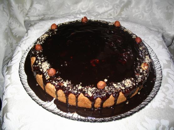 Recipe for norwegian cake