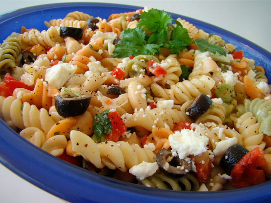 Pasta and bean salad recipes