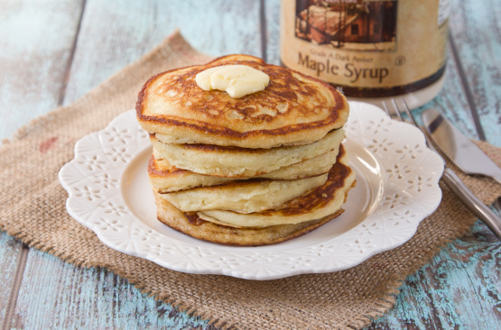 TSR Version Of IHOP Buttermilk Pancakes By Todd Wilbur Recipe
