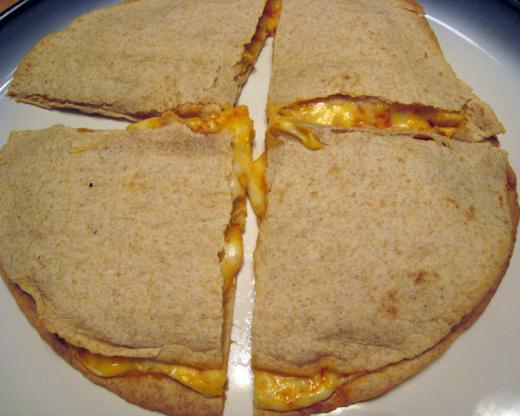 cheese and chicken quesadilla recipe