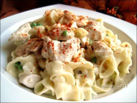 egg noodles recipe with chicken