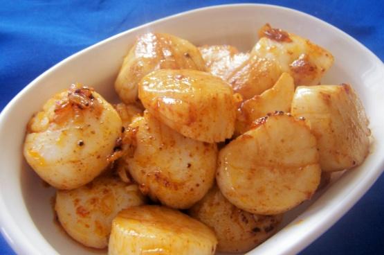 how to make batter for potato scallops