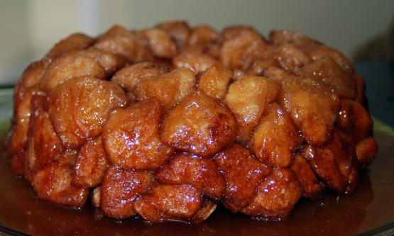 Apple-Cinnamon Monkey Bread recipe from Pillsbury.com