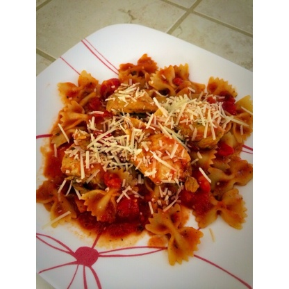 Pasta marinara sauce recipe easy