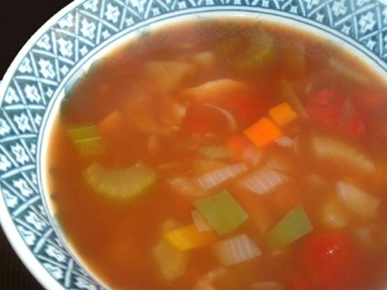 The Original Cabbage Soup Diet Recipe - Genius Kitchen