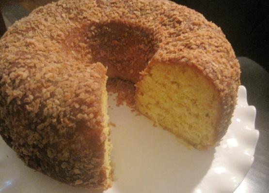 Tortuga Pineapple Rum Cake Recipe