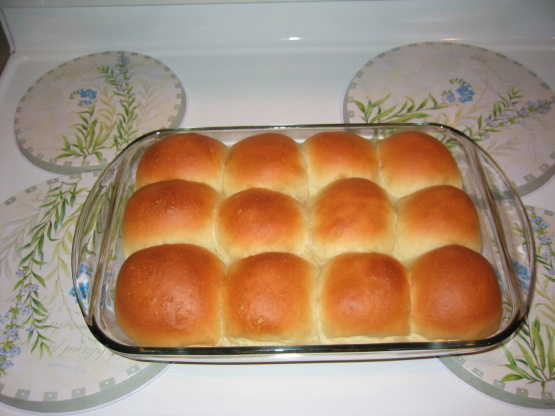 buns bread machine