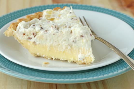 butterscotch millionaire pie no bake and delicious millionaire pie